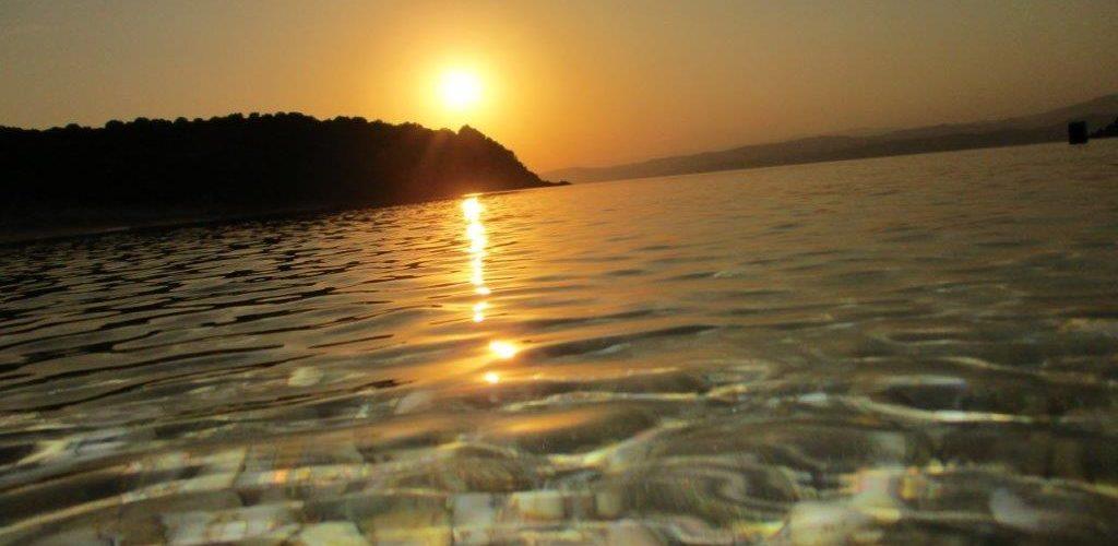 Zalazak sunca Ammoliani