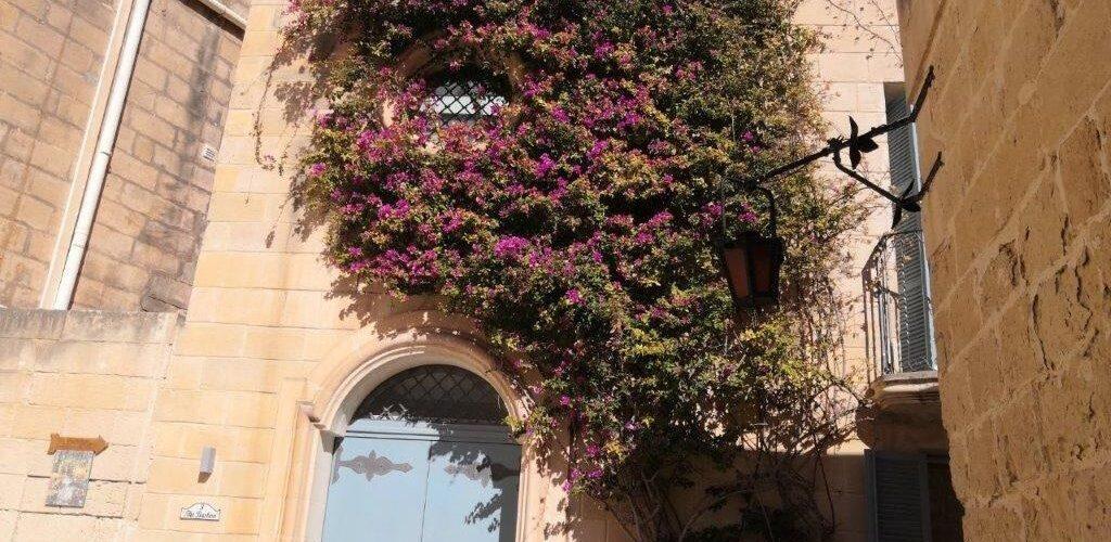 Vrata u Mdini Malta